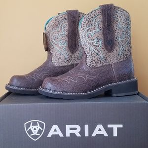 Ariat Fatbaby Heritage Harmony Boots size 6.5
